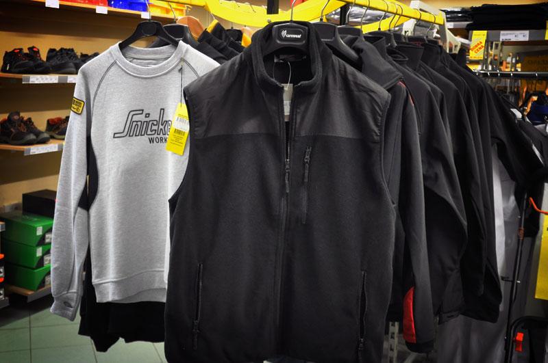 Delovna zaščitna oblačila